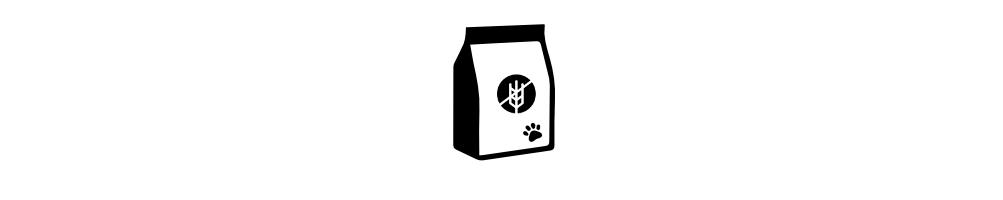 Pienso sin cereales para perros